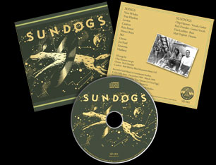 Sundogs CD package
